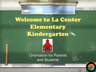 Welcome to La Center Elementary Kindergarten