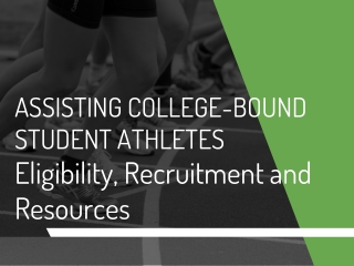 NCAA  NAIA Eligibility Informational Meeting