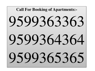 Apartments for Rent Heritage City Gurgaon