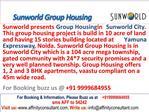 Sunworld Group Housing Project