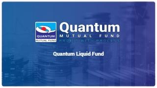 Quantum Liquid Fund