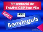 Presentacio AMPA Pau Vila