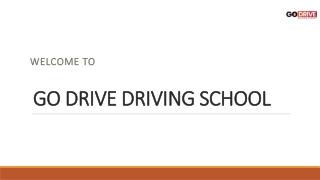Join the Best Driving School in East London
