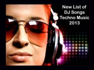 List of DJ Songs 2013