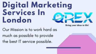 Best Quality Digital Marketing Services In London