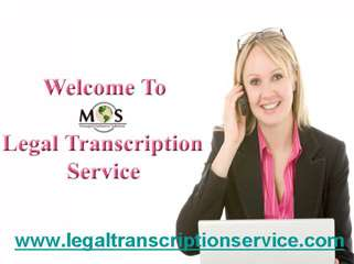 MOS Legal Transcription Service - US Legal Transcription Com