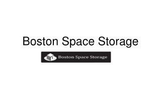 Boston Space Storage