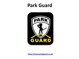 Park Guard Security | Park Guard System  - Park Guard