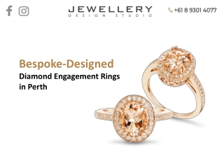 Bespoke-Designed Diamond Engagement Rings in Perth