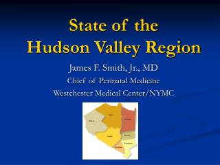 State of the  Hudson Valley Region