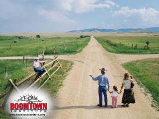 Photo Courtesy of Sheridan Area Development Alliance Sheridan, Wyoming
