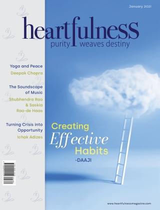 Heartfulness Magazine - January 2021 (Volume 6, Issue 1)