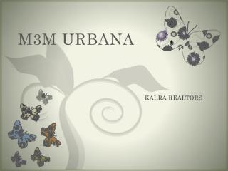m3m urbana booking * 9990114352 * get best deal  (google)