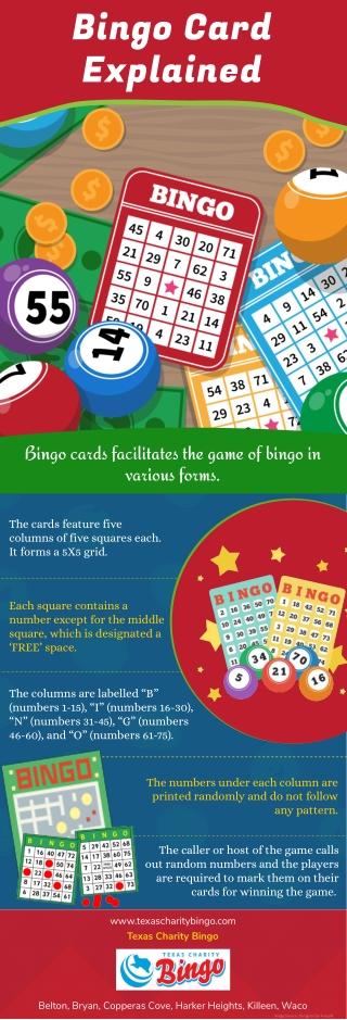 Bingo Card Explained