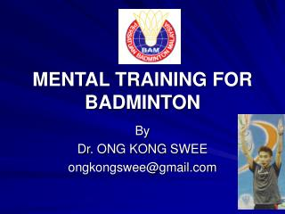 Mental Training in Badminton