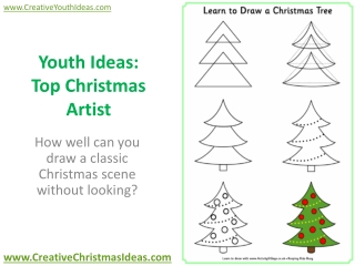 Youth Ideas: Top Christmas Artist
