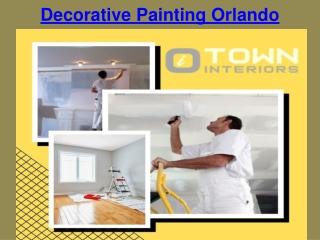 Decorative Painting Orlando