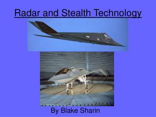 Radar and Stealth Technology