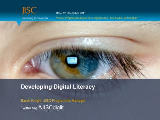 Developing Digital Literacy