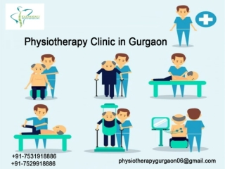 Best Physiotherapy Clinic in Gurgaon