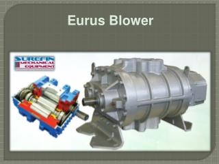 Eurus Blower
