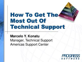 How To Get The  Most Out Of Technical Support