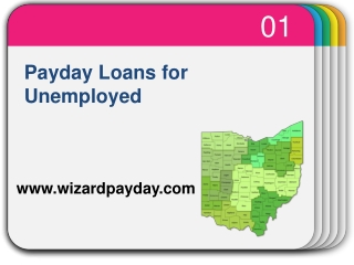 Payday Loans for Unemployed with No Bank Account- Wizard™