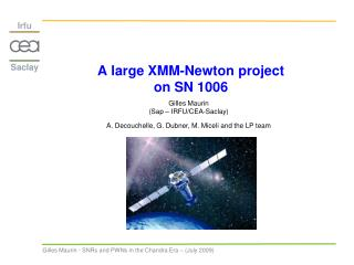 A large XMM-Newton project  on SN 1006