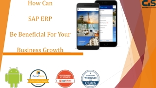 How Can SAP ERP Be Beneficial For Your Business Growth