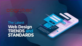 The Latest Web Design Trends and Standards