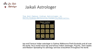 Top And Famous Indian Astrologer in Perth,Sydney,Melbourne,Canberra,Australia.