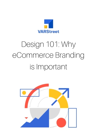 Design 101: Why eCommerce Branding is Important