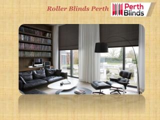 Roller Blinds Perth