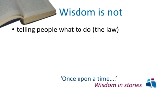 The Wisdom Of Proverbs