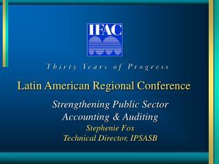 Latin American Regional Conference