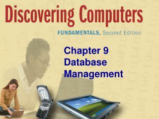 Chapter 9 Database Management