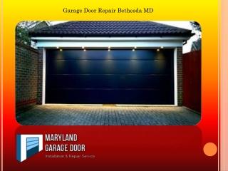Garage Door Repair Bethesda MD