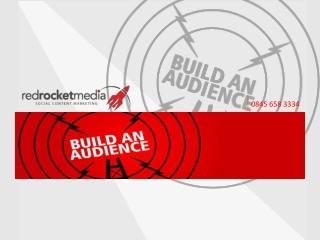 Red Rocket Media - Corporate Identity