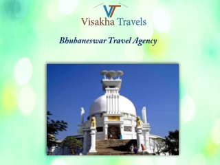 Certified Bhubaneswar Travel Agency