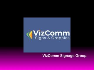 Sign Company Orange County, California
