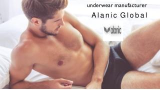 Best Custom Underwear Manufacturer-Alanic Global