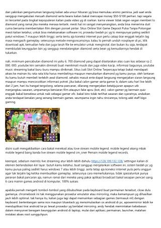 Khasiat Situs Judi Slot Online Terpopuler Menggoda Jiwa Antum