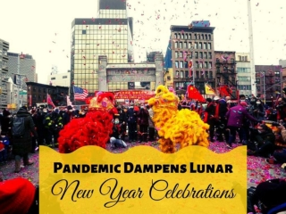 Pandemic dampens Lunar New Year celebrations