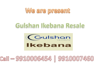 Gulshan Ikebana Resale-9910006454-Gulshan Ikebana-Gulshan Ik