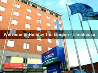 Express by Holiday Inn London - Limehouse