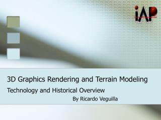 3D Graphics Rendering and Terrain Modeling