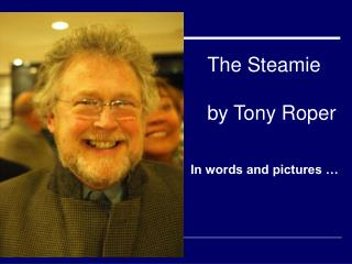 The Steamie by Tony Roper