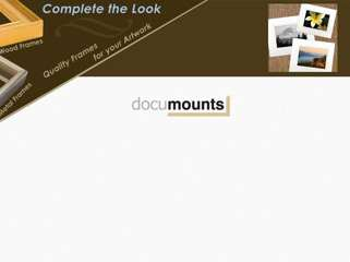 Documounts - Metal & Wood Frames