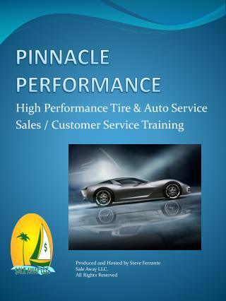 PINNACLE PERFORMANCE