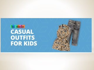 Latest Casual Outfits for Little Boys & Girls |  Kids Fashion Trend2021